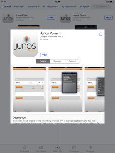 [Junos App Store]