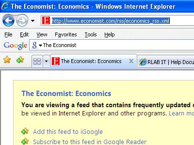 [Economist RSS]