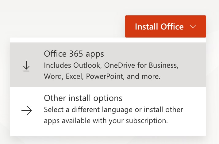 [Install Office ]