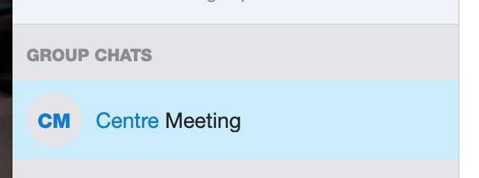 [Skype Group]
