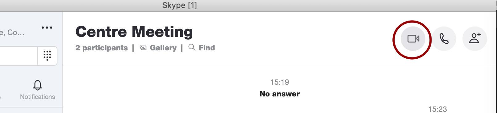 [Skype call ]